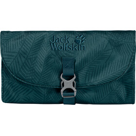 Jack Wolfskin Mini Waschsalon Washbag leaf teal green